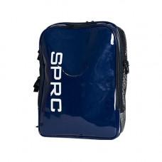 [SPRC] SPRC B MESH BAG(L)_NAVY