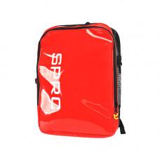 [SPRC] SPRC B MESH BAG(L)_RED