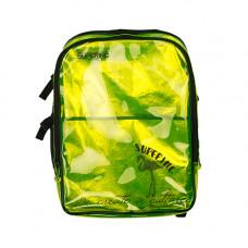 [SPRC] LIMPID MESH BAG_GRN