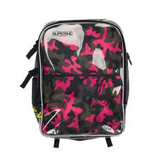 [SPRC] LIMPID MESH BAG_T.CAMO